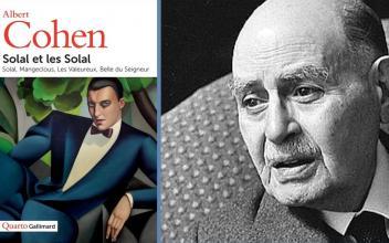 Lire et relire Albert Cohen en 2019