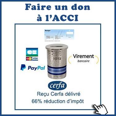Faire un don à l'ACCI de Rennes