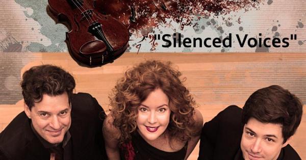 Concert Silenced Voices – BLACK OAK ENSEMBLE