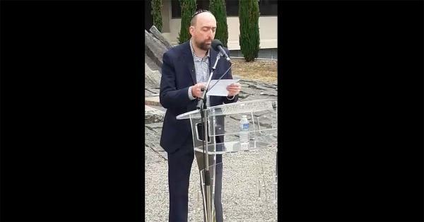 Le Président de l'ACCI de Rennes Philippe STROL