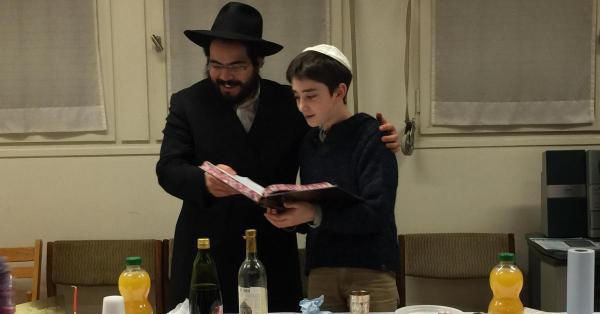 Rabbin Mendy ATLAN