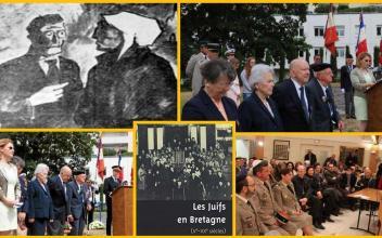 Les Juifs en Bretagne et à Rennes