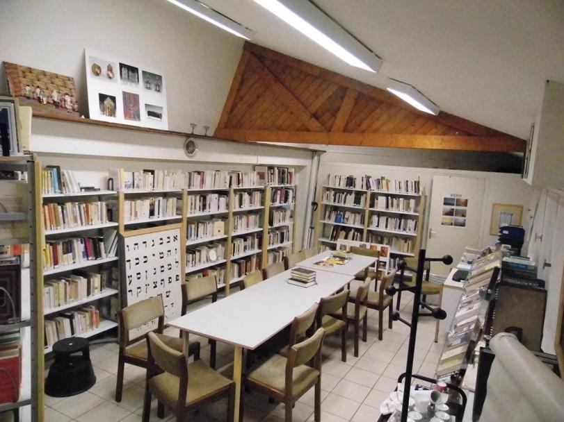 La médiathèque Albert Rozenfeld - ACCI Rennes