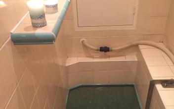 Mikvé bain rituel juif de l'ACCI de Rennes