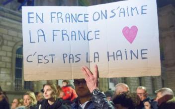 Rennes contre l'antisémitisme - mardi soir 19 février 2019
