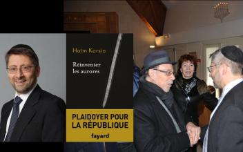 Haïm Korsia : un manifeste de poéthique