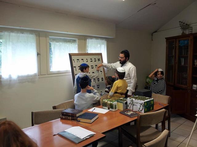 Talmud Torah avec le Rabbin Mendy ATLAN