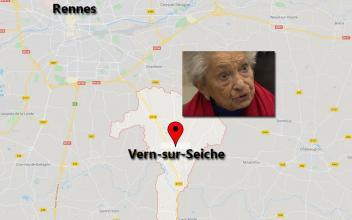Mot à Magda Hollander-Lafon (Place de Vern sur Seiche)